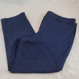 Talbots Crop Pants